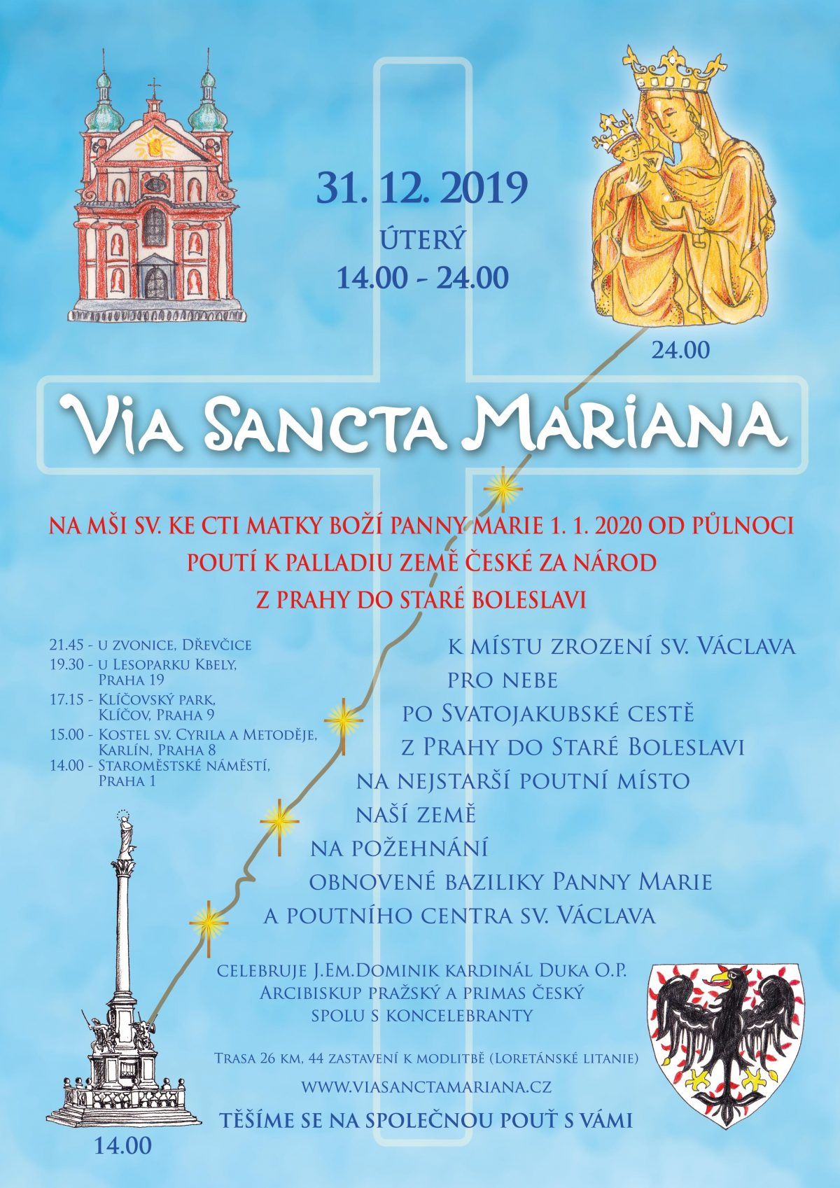 Via Sancta Mariana 2020