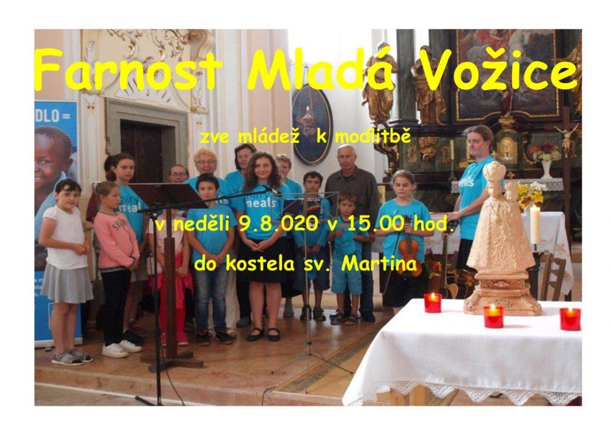 Pozvánka pro mládež