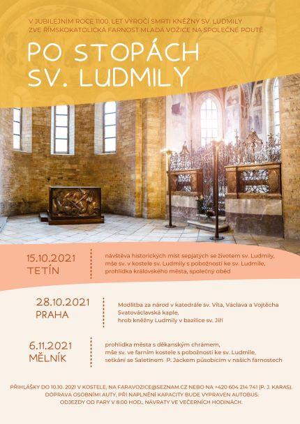 Po stopách sv. Ludmily